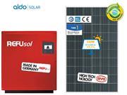 GERADOR DE ENERGIA REFUSOL FINAME/MDA ALDO SOLAR GEF - 52056-1