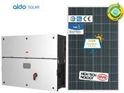 GERADOR DE ENERGIA ABB FINAME/MDA ALDO SOLAR GEF - 52778-9