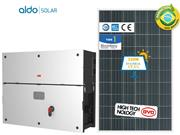 GERADOR DE ENERGIA ABB FINAME/MDA ALDO SOLAR GEF - 52780-0