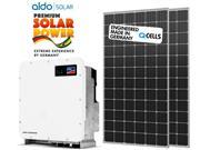 GERADOR DE ENERGIA SMA S/ ESTRUTURA ALDO SOLAR GEF - 52971-5