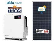 GERADOR DE ENERGIA SMA ONDULADA ALDO SOLAR GEF - 53033-4