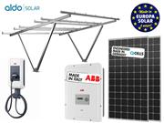 GERADOR DE ENERGIA ABB GARAGEM ALDO SOLAR GEF - 53589-3