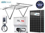 GERADOR DE ENERGIA ABB GARAGEM ALDO SOLAR GEF - 53591-4