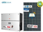 GERADOR DE ENERGIA ABB LAJE MDA ALDO SOLAR GF - 56105-8