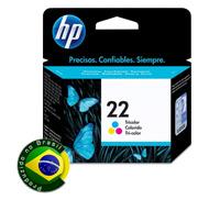 CARTUCHO DE TINTA HP SUPRIMENTOS C9352AB - 16234-5