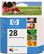 CARTUCHO DE TINTA HP SUPRIMENTOS C8728AL - 9404-3