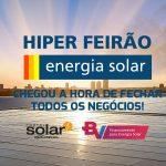 HiperFeirão ALDO SOLAR – financiamento em até 60 meses