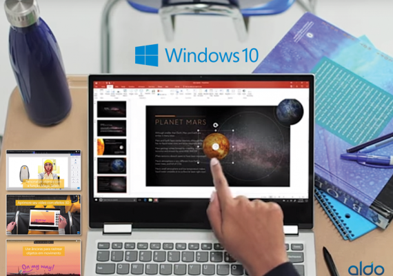 Descubra novas possibilidades com a tecnologia 3D do Windows 10