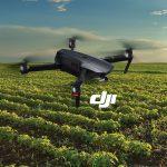 O uso de drones na agricultura e pecuária