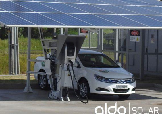 Regulamento da recarga de veículos elétricos no Brasil