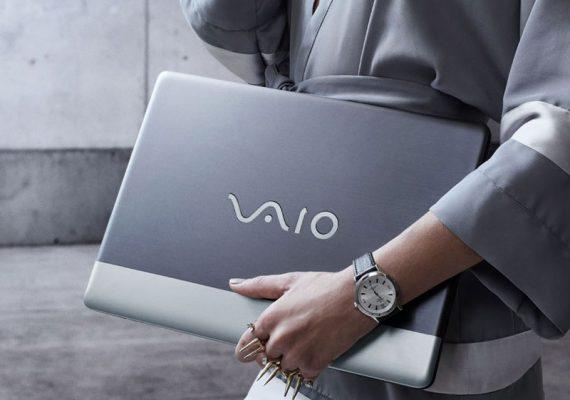 Conheça o Notebook VAIO® C14, um toque de rebeldia