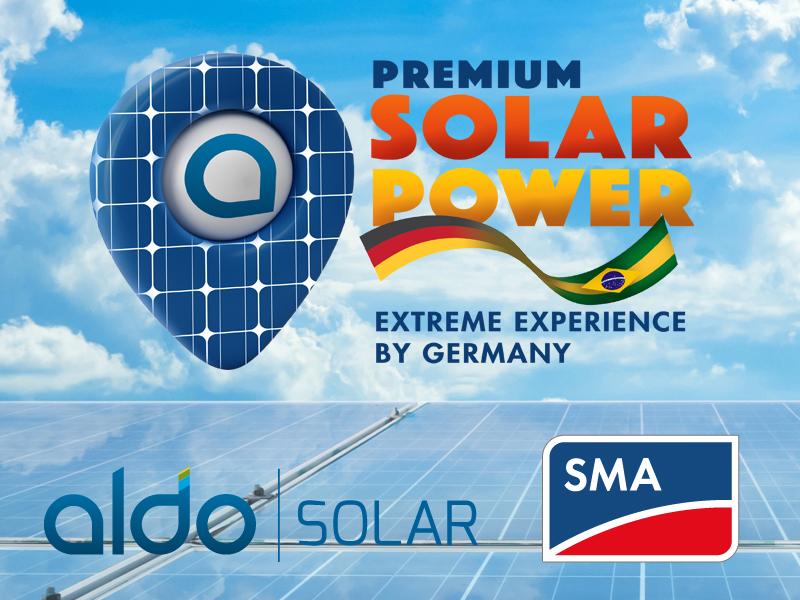 SMA & Aldo Solar  – Duas gigantes unem forças