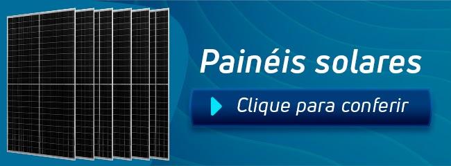 Painel solar na Aldo Solar