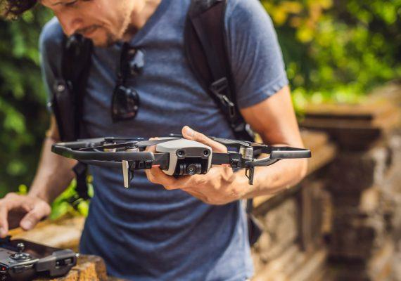 Qual é a situação do mercado de drones no Brasil? Nós explicamos!