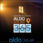 Tudo o que você precisa saber sobre o gerador Aldo Solar 365
