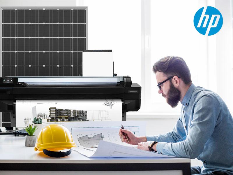 Entenda a importância de boas impressoras para projetos fotovoltaicos