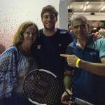 Marcelo Demoliner, tenista top 35 do mundo, tem novo patrocinador brasileiro