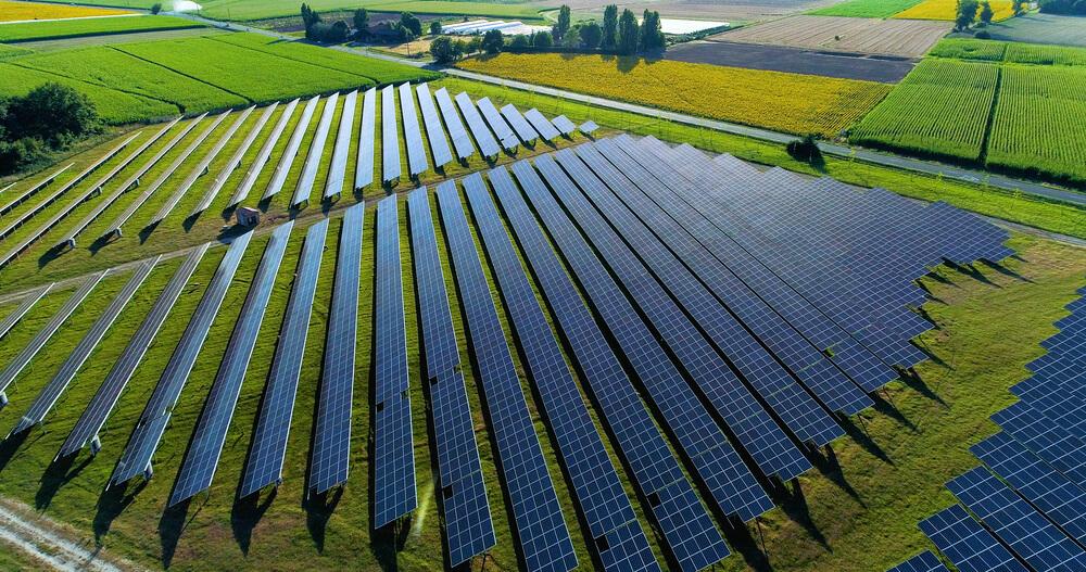como ganhar dinheiro com energia solar usina solar