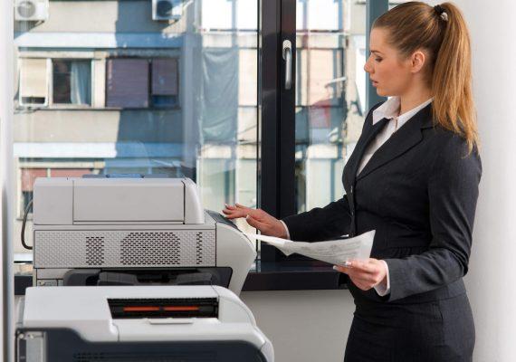 Saiba como ajudar seu cliente a escolher uma impressora empresarial