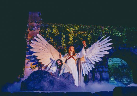 Encenação da Paixão de Cristo acontece de 17 a 19 de abril em Maringá