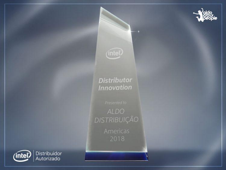 Intel reconhece ALDO como Distribuidor Inovação Américas