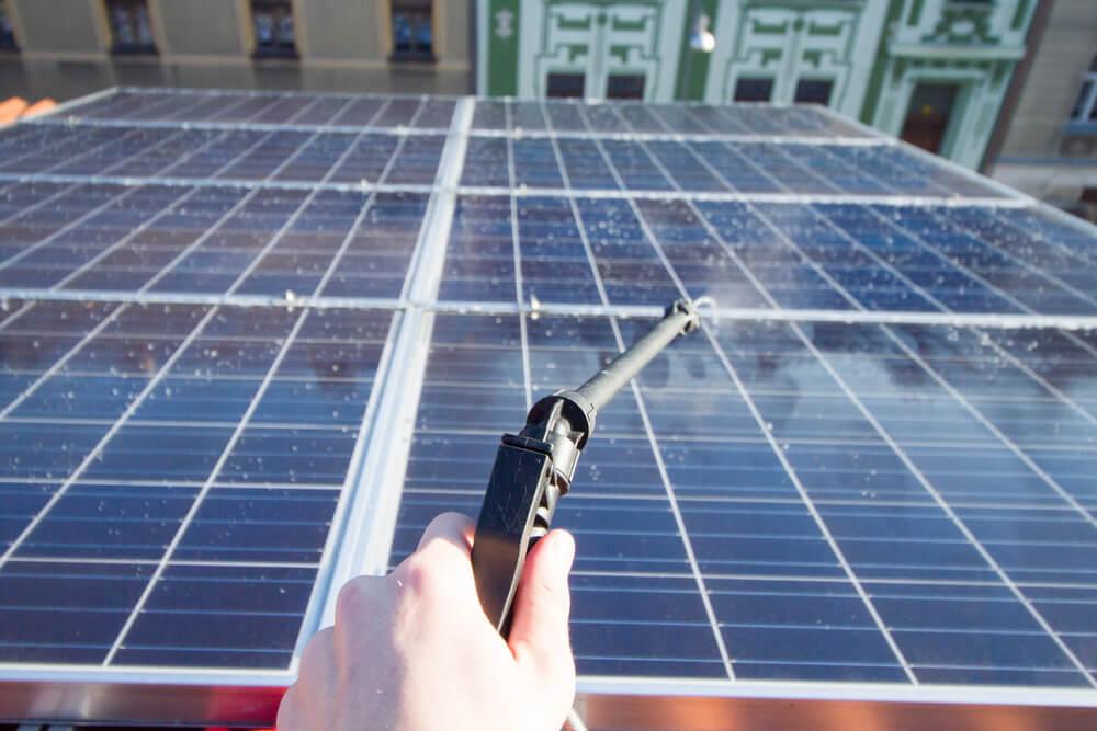 manutenção sistema de energia solar importancia