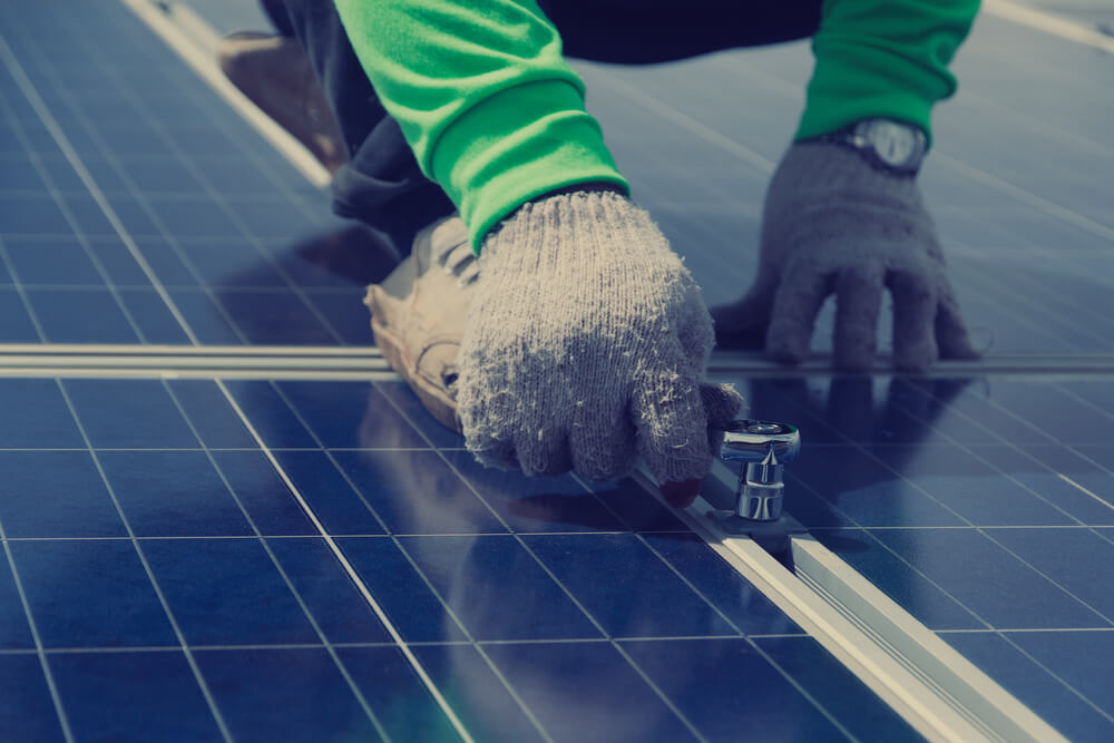 manutenção sistema de energia solar manutenção preventiva
