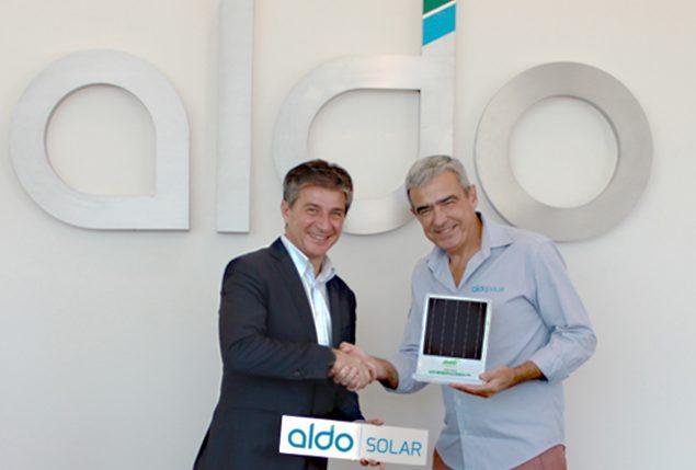 parceria-aldo&jinkosolar