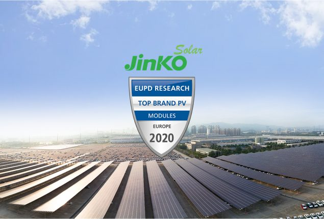 selo top europe jinko solar