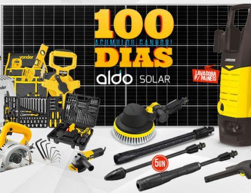 Promoção 110 dias - Acumulou, Levou