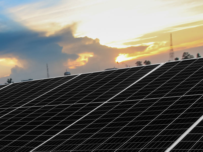 Energia Solar - limpo e sustentável pós COVID-19