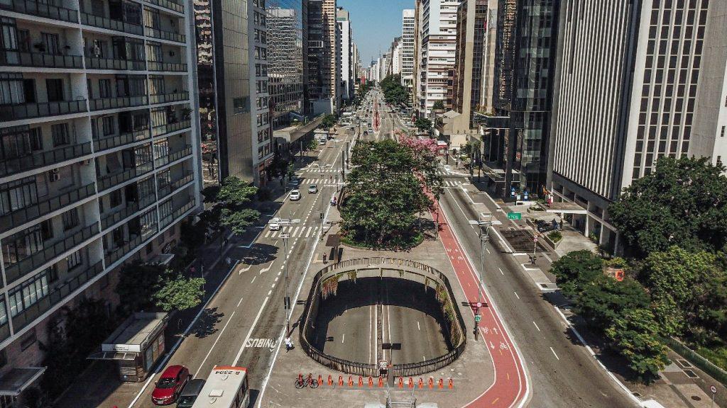 São Paulo - limpo e sustentável pós COVID-19