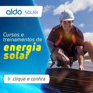 Cursos e treinamentos Aldo Solar