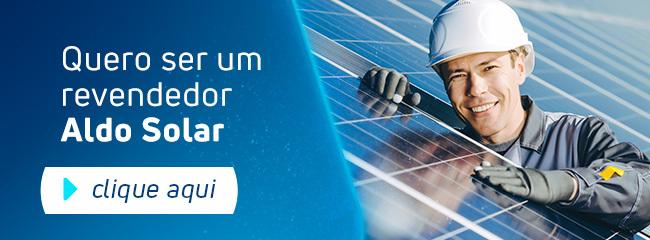 quero ser um revendedor aldo solar