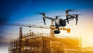 drones comerciais e suas aplicações