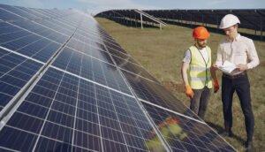 Energia solar gera empregos