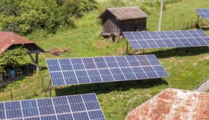 gerador de energia solar OFF GRID