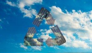 Economia Circular de painéis fotovoltaicos