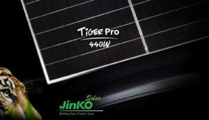 painel Tiger Pro Mono Facial 440W