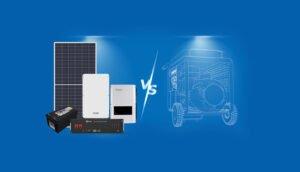 geradores OFF GRID vs geradores a diesel