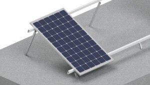 estrutura para painel solar