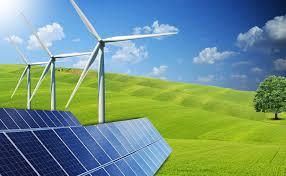 energia eólica e solar - fontes de energias renováveis
