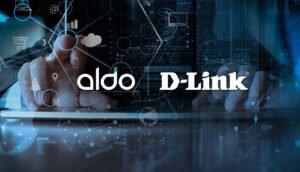 hub de distribuição da D-Link