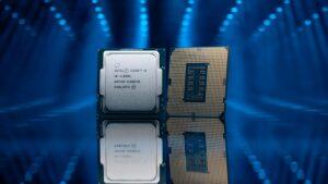 processadores Intel da 11ª geração