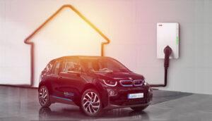 Crescimento de veículos elétricos