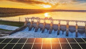 Energia solar nas hidrelétricas