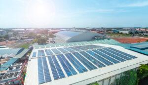energia solar para indústrias