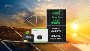 monitorar individualmente a placa fotovoltaica