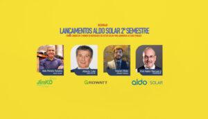lançamentos Aldo Solar 2º semestre