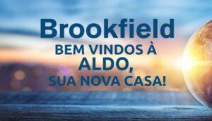 Executivos da Brookfield na Aldo Solar